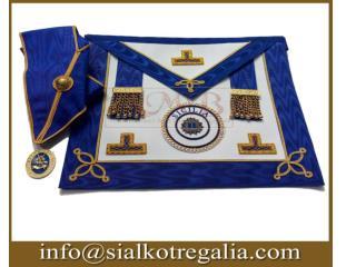 Masonic Craft prov undress apron