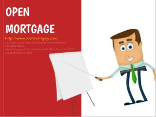 Open Mortgage, LLC