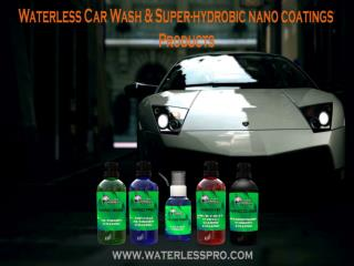 Waterlesspro provide great products