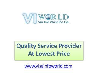 best software solution at lowest  price noida-visainfoworld.com