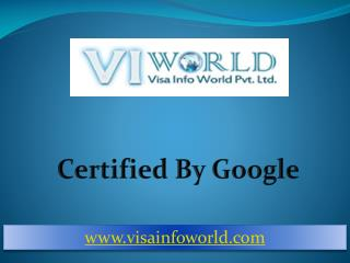 SEO services at lowest price in  ncr india-visainfoworld.com