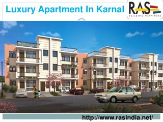 Luxury Apartment In Karnal