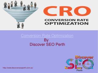 Conversion Rate Optimisation Perth