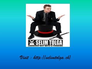 Machen Sie sich bereit für zaubern  mit Kindern   Selim Tolga
