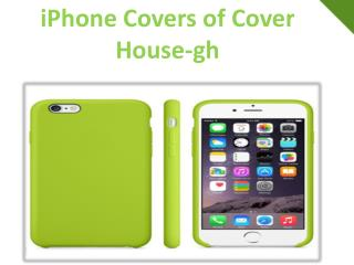 iPhone Covers of Cover House-gh