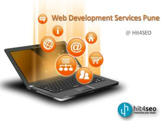 Web Development Services, Web Development Company Pune