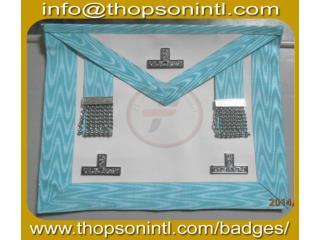 Masonic Craft Worship Master apron