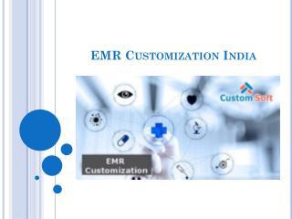 EMR Customization India
