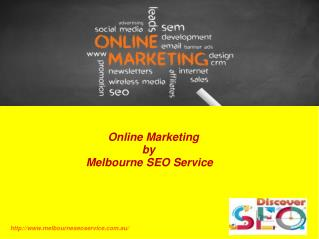 Online Marketing Melbourne
