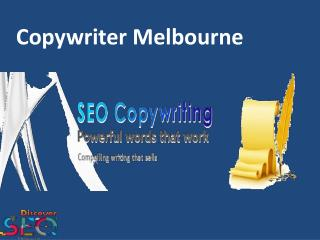 Professional Copywriting Sevices Melbourne
