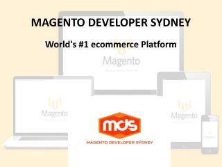 Magento developer Sydney