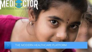 Medioctor: The Modern Healthcare Platform