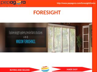 Foresight - Fabric Tensile Structure, Danpalon Facade and Skylights, Business Services-www.pepagora.com