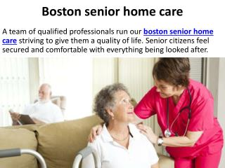 Boston senior home care, Home care Newton ma, Home care agencies in ma
