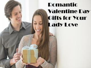 All time favorite Gifts for valentine day