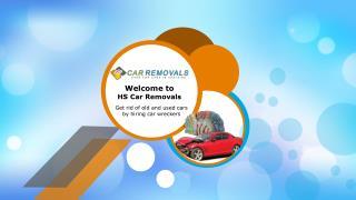 Cash for Damaged Cars in Adelaide - HS Car Removals