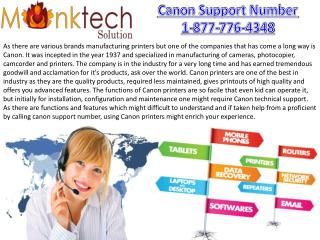 Call for the Canon Tech Support Number 1-877-776-4348 %%^%%