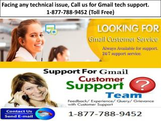 1-877-788-9452 Gmail Support