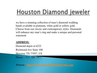 Amazing Designs In Engagement Rings In Houston