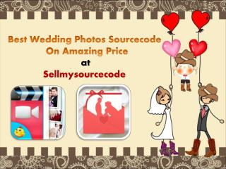 Best Wedding Sourcecode on Amazing Price at Sellmysourcecode