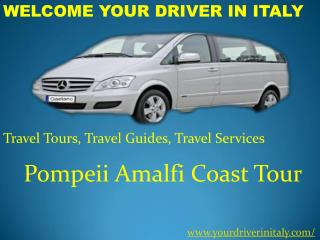 Your Driver in Italy