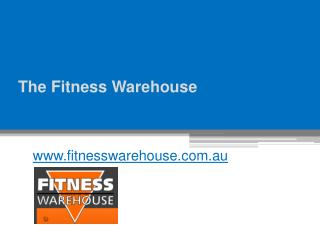 Treadmills for Sale in Parafield SA - www.fitnesswarehouse.com.au