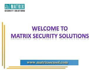 Enterprise IP PBX Solution Providers India | Matrix