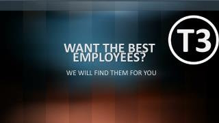 Want The Best Employees?
