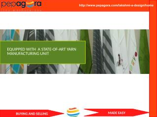 Lakshmi A Design - Bed Linen, Living Hall Textiles, Manufacturer and  Exporter-www.pepagora.com