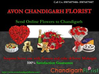 Online flowers delivery i Chandigarh