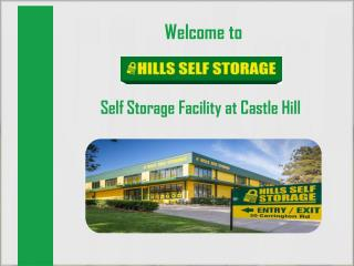 Wine Storage, Personal and Business Storage solution at Castle Hill