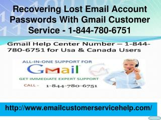 1-844-780-6751 @@ Gmail Password Recovery Phone Number