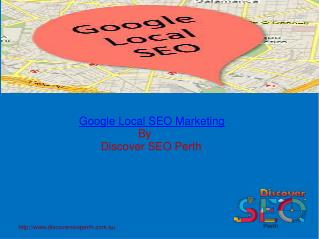 Google Local Marketing | Discover Seo Perth
