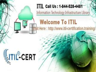Call:1-844-528-4481-ITIL Service Capability Expert