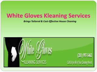 Commercial Cleaning Services in Houston