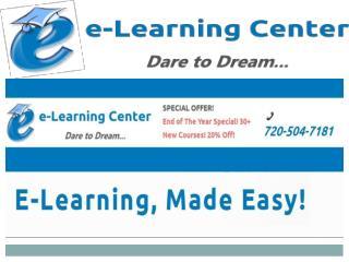 Online A  Certification Classes Colorado, USA