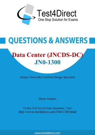 JN0-1300 Juniper Exam - Updated Questions