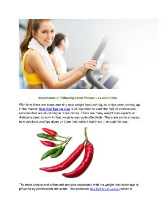healthy eating Best Diet Tips for men women weight loss