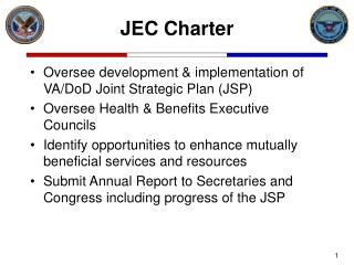 JEC Charter