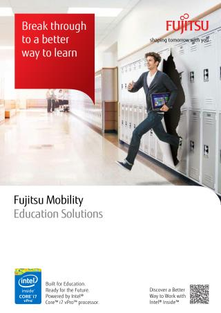 Mobility Education Solutions from Fujitsu