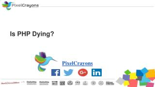 Is php dying?
