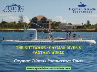 Submarine Ride is a must Thing to Do for Cruise Travelers in Cayman Islands