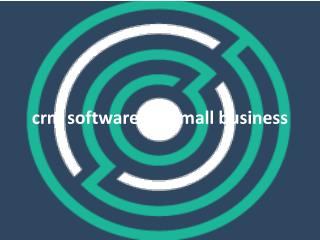 custom crm software solutions for small business