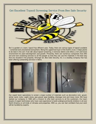 safe security lockers