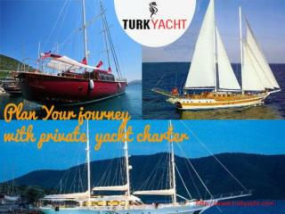 Turkey private charter