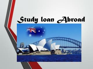 How to secure education finance for studies abroad?