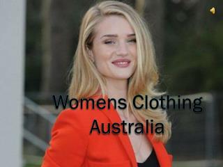 Womens Clothing Online Australia