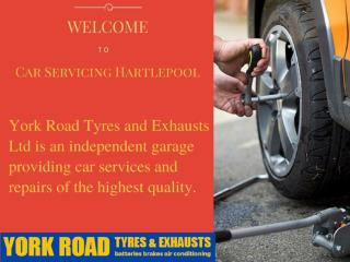 Best Car Servicing Hartlepool