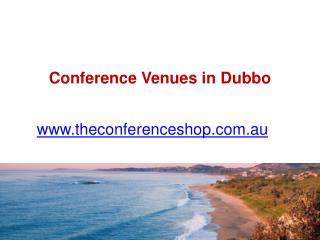 Conference Venues in Dubbo - Theconferenceshop.com.au