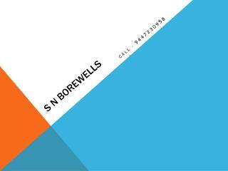 borewell drilling kerala